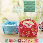プレミアムSALE 小風呂敷 小さい サイズ 日本製 むす美 チーフ 竹久夢二 48cm 全9種 袱紗 金封包み ランチバッグ お弁当包み 大人 レディース 女性