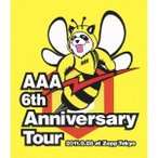 AAA/AAA 6th Anniversary Tour 2011.9.28 at Zepp Tokyo(Blu?ray Disc)