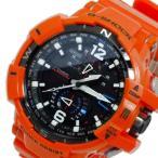 カシオ Gショック スカイコックピット 電波 ソーラー メンズ 腕時計 GW-A1100R-4A