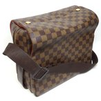 【LOUIS VUITTON】ルイ・ヴィトン  ナヴィグリオ ショルダーバッグ ダミエ   N45255 バッグ
