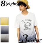 ショッピングアメカジ Tシャツ メンズ グラデーションTシャツ 半袖 Tシャツ カットソー アメカジ