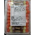 冷凍和生菓子 秋色三色団子38本入り×32P(P780円税別)業務用 ヤヨイ プチ三色団子もあります。