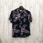 ショッピングsale SALE アロハシャツ メンズ 半袖 シャツ カジュアル シャツ トップス レーヨン アロハ  メール便対象