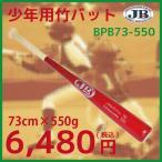 【送料無料】打撃練習 竹バット 少年用 73cm×550g BPB73-550