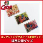 広島東洋カープグッズ コレクションマグネット(3個セット)/広島カープ