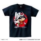 ガンダム×広島東洋カープ Tシャツ(シャア坊や) 大人用