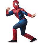 Rubie 's Costume Co。Rubiesデラックススパイダーマンキッズコスチューム M RC610950-M並行輸入品