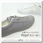 REGAL(リーガル) 靴 メンズ リーガルスニーカー キャンバス 60KR ローカット リーガルセール