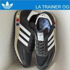 adidas ORIGINALS アディダス オリジナルス LA TRAINER OG エルエー トレーナー OG ソリッドグレー/ビンテージホワイト/ソリッドグレー