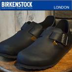 ショッピングビルケンシュトック BIRKENSTOCK ビルケンシュトック LONDON ロンドン オイルドブラック