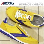 BROOKS ブルックス メンズ スニーカー BROOKS ブルックス Salpher Yellow/Royal Blue サルファーイエロー/ロイヤルブルー