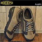 KEEN キーン Austin オースティン NEUTRAL GRAY / GARGOYLE ニュートラルグレー / ガーゴイル メンズ 靴 スニーカー シューズ