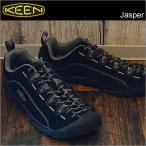 ショッピングトレッキング キーン KEEN メンズ レディース スニーカー Jasper ジャスパー BLACK/STEEL GRAY 1014846-1014823