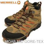 メレル MERRELL メンズ モアブ ミッド ゴアテックス XCR MOAB MID GORE-TEX XCR オッター OTTER 靴 スニーカー シューズ ハイキング アウト...