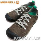 メレル MERRELL メンズ パスウェイ レース PATHWAY LACE メレルストーン シューズ 靴 スニーカー