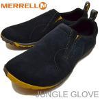 メレル MERRELL メンズ ジャングル グローブ JUNGLE GLOVE ネイビー NAVY 靴 スニーカー ベアフット シューズ スリップオン