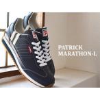 PATRICK パトリック MARATHON-L マラソン・レザー BLK ブラック 【98701】 靴 スニーカー シューズ