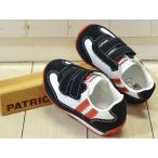 ショッピングマラソン PATRICK パトリック キッズスニーカー MARATHON-V マラソン・ベルクロ W/N ホワイト/ネイビー 14〜20cm(1cm刻み) 子供靴 シューズ
