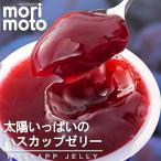 太陽いっぱいのハスカップゼリー もりもと ミニカップ3個入 北海道限定 バレンタイン