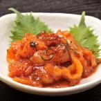 えんがわチャンジャ 140g (ちゃんじゃ風甘辛唐辛子タレ)北海道釧路市小町園 海産加工品 食品 酒の肴 ご飯のおかず 冷奴の薬味