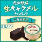 花畑牧場 生キャラメル 常温タイプ チョコミント味 72g 北海道お土産 ギフト お金謎解きミステリーで紹介!