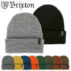 BRIXTON ブリクストン ニット帽 ニットキャップ メンズ レディース 帽子 HEIST BEANIE