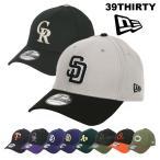 ニューエラ キャップ メンズ レディース NewEra 39THIRTY TEAM CLASSIC 3930 帽子 ベースボールキャップ メジャーリーグ MLB 野球帽 ストレッチ