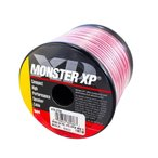 モンスターケーブル スピーカーケーブル 30フィート (約9m) MONSTER CABLE XP Compact High Performance Clear Jacket Speaker Wire モンスター(Monster)