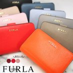 FURLA フルラ 二つ折財布 BABYLON M 全12色 フルラ バビロン フルラ 財布 ミニ財布 レディース PR85 B30