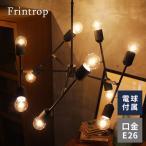 インターフォルム ペンダントライト フリントロップ 10灯 天井照明 可動型 ブラック E26 白熱球付属 interform Frintrop LT-3051 取り寄せ商品
