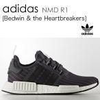adidas Bedwin & the Heartbreakers NMD_R1 BLK アディダス  BB3124