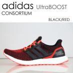 adidas アディダス Ultra BOOST Black Red AQ5930 ウルトラブースト