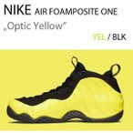 NIKE AIR FOAMPOSITE ONE Optic Yellow Wu Tang 314996-701 ナイキ フォーム ポジット ウータン