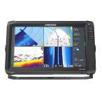 (ロランス) HDS-16 CARBON デュアルチャープGPS魚探 魚群探知機 GPS魚探 GPS魚群探知機 航海計器