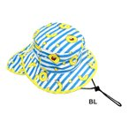 30%OFF (レイズレイズ) マリンハット パイナップル柄 128-590 サーフハット 帽子 日よけ 子供 ReyesReyes128590
