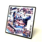 オリジナル写真手書き転写タイル(5枚〜) 卒園記念品卒業記念品卒団記念品会社の周年記念品