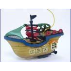 メディアクラフト◇お風呂サイズで楽しめる!ラジコン船「パイレーツキッズ」海賊船RC