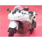 送料無料!RacingBikeGT-X◇ホンダCBR型二輪走行ラジコンバイク/ホワイト