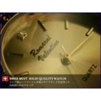 RomarniValentino◇ダイヤモンド付きゴールド腕時計/レディスウォッチ