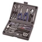 ホームツールセット DIY工具 家庭用A4ブック型工具セット BK-31