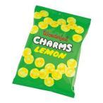 飴 おやつ お菓子CHARMS(チャームス) キャンディ レモン 袋入 45g×40袋 代引き不可