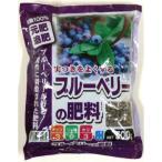 元肥 酸性 家庭菜園あかぎ園芸 ブルーベリーの肥料 500g 30袋 (4939091740075) 代引き不可