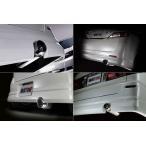「kspec ヴァリトン」200系ハイエース 1型 ワイド(TRH216/2WD/2.7L)ガソリン車用砲弾マフラー