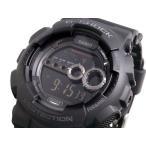 ショッピングShock 腕時計 G-SHOCK Gショック ジーショック g-shock gショック LED 高輝度 ブランド 人気 激安 メンズ 男性用 紳士用 GD100-1B カシオ CASIO プレゼント ギフト