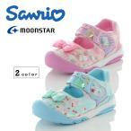 サンリオキッズサンダル サンリオC014  SAN-C014 ピンク サックス ハローキティ シナモロール  マジックテープ サンリオ Sanrio