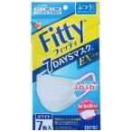 玉川衛材 フィッティ 7DAYS マスク EXプラス 7枚入 ホワイト ふつうサイズ 1個