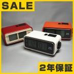 目覚まし時計 レトロ パタパタデジタルアラームS ID-BCR003 1980年代風 バックライト付きめざまし時計