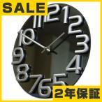 壁掛け時計 ジョージ・ネルソン 掛け時計 ミラークロック 3D KC-GN412G