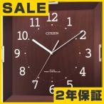 シチズン 掛け時計 アナログ シンプルモード カレン 8MYA15-006
