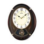振り子時計 セイコー/SEIKO 掛け時計 アミューズ AM248B